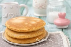 pancakes salati No Salt Recipes, Cooking Recipes, Pancakes, Tasty, Yummy Food, Kefir, Biscotti, Finger Foods, Meal Prep