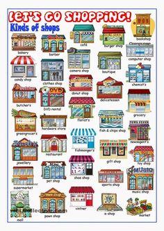 Forum   ________ English Vocabulary   Fluent LandVocabulary: Around City   Fluent Land