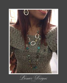 St. Lucia, earrings, necklace.  I sell Premier Designs Jewelry!  Contact:  SHANNON W. SCHMIDT  Email: shannonsjewels@yahoo.com Phone: 703 606 0237