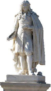 statue de Jean de La Fontaine