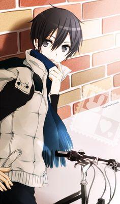 Kirito....I think