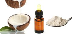 Coconut face mask for sensitive skin