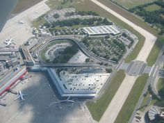#BerlinTegelInternationalAirport is situated in Tegel and its the main international airport in the city of Berlin, #Germany.