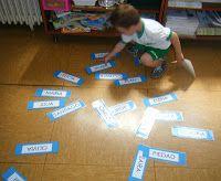 "Dulce Infantil: PROYECTO: ""Y TÚ, ¿CÓMO TE LLAMAS?"" Felt Quiet Books, Llamas, Ideas Para, Nom Nom, Activities, Education, Toddler Lesson Plans, Initials, Early Education"