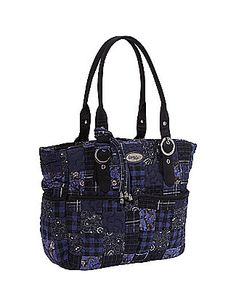 Extra wide and extra tall, Elaina has the features of a large specialty bag and the practicality of a handbag. sonsi.com