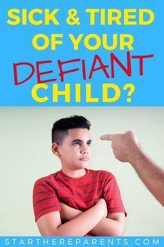 Are You Sick And Tired Of Your Defiant Child? Learn About ODD Now Every child has defiant moments, but some kids seem to have them all the time. And at an intensity or level that's not developmentally Oppositional Defiant Disorder Strategies, Oppositional Defiance, Gentle Parenting, Parenting Teens, Defiance Disorder, Conduct Disorder, Crazy Kids, Kids Behavior, Adhd Kids
