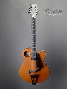 Ribbecke Guitars Halfling Acoustic Guitar