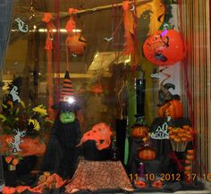 Our Annual Halloween Shop Window Competition Is Back By Popular Demand And  We Need Your Help To Pick A Winner.