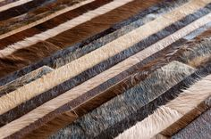 Jet Stream shown in various Browns Neri And Hu, Floor Patterns, Cow Hide Rug, Bunting, Jet, Flooring, Rugs, Home Decor, Farmhouse Rugs
