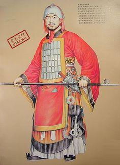 West Zhou Dynasty Warrior (BCE 11 century - BCE 771)