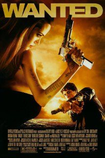 Wanted (2008) Poster