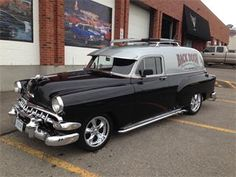 1954 Chevrolet Sedan Delivery..Re-pin..Brought to you by #CarInsurance #EugeneOregon and #HouseofInsurance