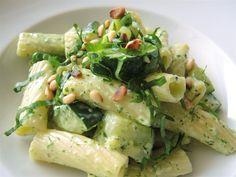 pasta-mit-bärlauch-ziegenfrischkäse-soße (1)