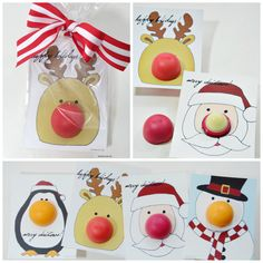 Free printable eos Christmas Gifts or stocking stuffers for your friends, family and teachers. So easy to make and so fun for someone who loves eos.