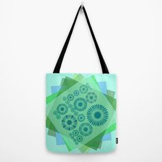 Tiles #Tote Bag. #society6 #cocodes https://society6.com/product/tiles-xai_bag#26=197