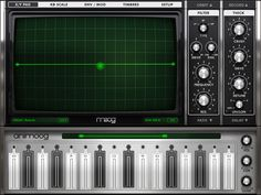 #Animoog  My #Best #music #apps on #iPad