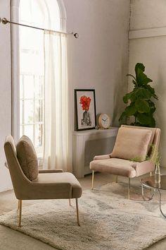 Kaia Club Chair - Urban Outfitters