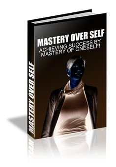 If we were to become more pragmatic about ourselves, our lives would definitely become much more profitable and productive.  Self-belief and understanding of self-worth is the primary step toward gaining mastery in anything.  MRR Included! http://www.seymourproducts.com/ebooks-resell/view_item.php?ItemID=4668