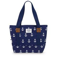 Sloane Ranger Anchor Tote Bag