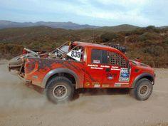 Ford F SVT Raptor R