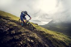 Mountain Biking the Faroe Islands