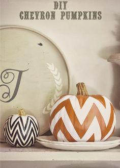 Enredándome X: 10 Maneras de decorar una calabaza