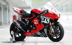 Yoshimura Suzuki GSX-R1000 K9