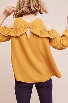 Brearly Open-Shoulder Top