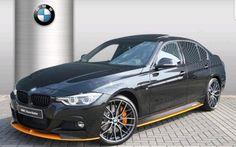 BMW 320 Sedan High Executive  M Performance 2017