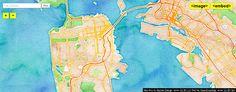 Maps Mania: 5 Beautiful OSM Styled Maps