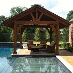 Pool Cedar Design, Pictures, Remodel, Decor and Ideas - page 4
