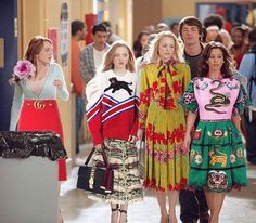 You may recognize @benjaminseidlers work from the collage he posted of the iconic #MeanGirls wearing #Vetements Spring 2016 (which quickly went viral) but since then hes taken on a wide group of subjects from Chris Pratt to the Queen of Englandalways shopped into high fashion. The accessories designer / illustrator first discovered the playful side of fashion when he interned for #AnnaSui at age 16. Her work always offers something new to discover Benjamin says. He describes his IGs as…