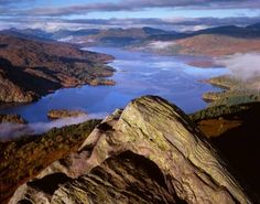 Loch Katrine from Ben A'an  Joe Cornish