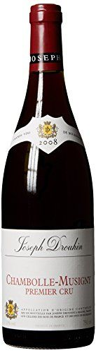 2008 Joseph Drouhin 1er Cru Chambolle-Musigny Burgundy 750 mL ** You can find more details by visiting the image link.