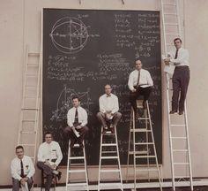 Veja como eram as apresentações da NASA antes do Power Point