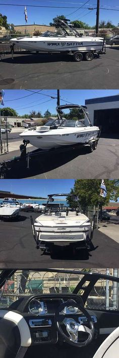 2010 MALIBU 23 LSV WAKESETTER - Exclusively on #priceabate #priceabateBoats! BUY IT NOW ONLY $56995