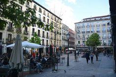 Barrio de Chueca #Madrid www.room007.com