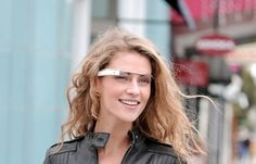 Google Project Glass - Augmented-Reality-Glasses