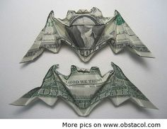 awesome Money Origami