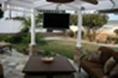 Installing Outdoor TV Clothes Line, Home Improvement, Tv, Business, Outdoor Decor, Television Set, Store, Business Illustration, Home Improvements