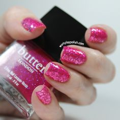 Butter London Disco Biscuit Jelly Sandwich