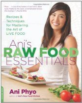 """Read """"Ani's Raw Food Essentials Recipes and Techniques for Mastering the Art of Live Food"""" by Ani Phyo available from Rakuten Kobo. Chef Ani Phyo is back with Ani's Raw Food Essentials, full of everything you need to know to master the art of live food. Raw Food Recipes, Wine Recipes, Healthy Recipes, Healthy Foods, Eating Healthy, Cherry Recipes, Gourmet Foods, Primal Recipes, Healthy Dinners"""