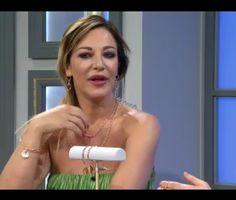 Letizia La Mela , italian expert jewelry designer stylist  england TV