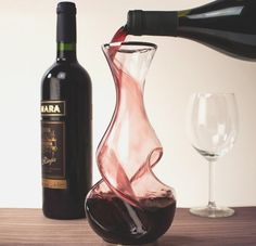 Beautifully crafted decantuer