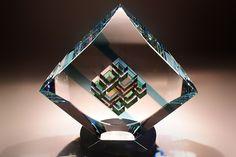Jack Storms spectaculaire wereld van glaskunst …
