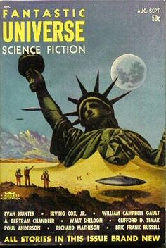 Vintage Science Fiction!