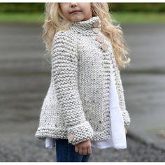 Brink Sweater Strickmuster von The Velvet Acorn - Garn Deko Knitting For Kids, Free Knitting, Knitting Projects, Baby Knitting, Crochet Baby, Knit Crochet, Sewing Projects, Sewing Crafts, Velvet Acorn