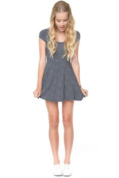 Brandy ♥ Melville | Bethan Dress. I love this dress.......just wish it was a little longer.