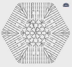 O Blog da DMC: Oferta de esquema para tapete com Natura XL