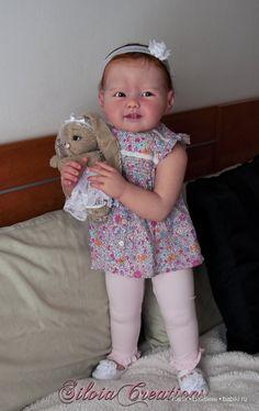 Новый молд от Petra Seiffert. Тоддлер! / Как сделать куклу реборн своими руками, видео, фото, мастер классы. Молды, заготовки для кукол / Бэйбики. Куклы фото. Одежда для кукол